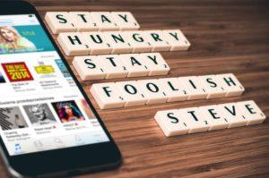 Steve Jobs' bester Spruch
