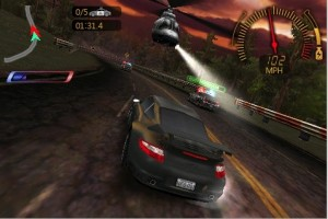 Für acht Euro im iTunes App Store: Need for Speed fürs iPhone