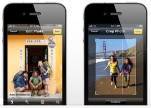 """Mit den neuen Foto-Editier-Funktionen von iOS 5 sagen Apps wie Hipstamatic leise """"Servus"""""""