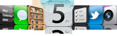 Mit iOS 5 stehen laut Apple über 200 neue Features auf iPhone, iPad und iPod touch zur Verfügung