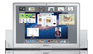 Mit Mission Control führt Apple Exposé und Spaces zusammen - für noch mehr Übersicht