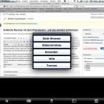3_Mit Pocketcloud lassen sich sogar Bildschirmfotos erstellen