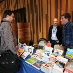Der Fachbuchverlag Pearson war auch auf der ipdc11