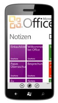 Das kann das iPhone nicht: Office-Dokumente auf dem Lumia erstellen und via Cloud mit anderen teilen