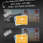 30 oder 15 Bilder: Bestimmen Sie selbst den Umfang des clixxie-fotobuchs