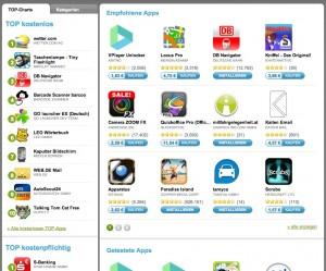 Im App Center von AndroidPIT findet man zahlreiche Apps zum Download
