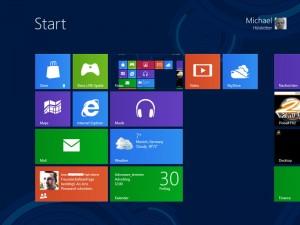 Sieht schon ganz gut aus, mein personalisiertes Windows 8, oder?!