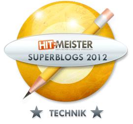 Hier könnt ihr für das IT-techBlog abstimmen