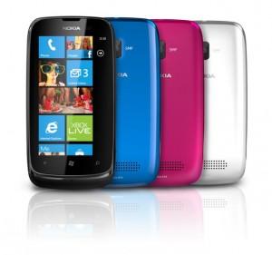 Das Lumia 610 gibt es ab sofort zu kaufen, und das für 240 Euro
