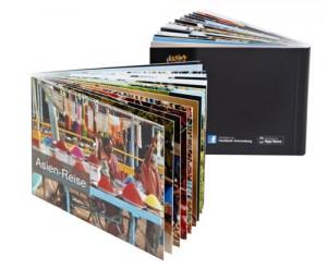 Der Offline-Modus der aktuellen clixxie-fotobuch-App ist vor allem für Vielreisende toll