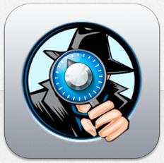 Platz 2 belegt aktuell die App iSafe Spy