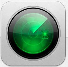 Platz 4 belegt aktuell die App Mein IPhone suchen