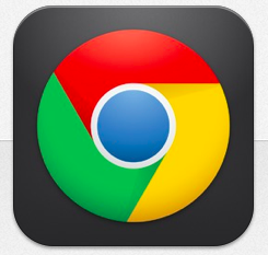 Platz 5 belegt aktuell die App Google Chrome