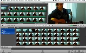 Beim Musik-Videoschnitt kommt es vor allem auf den Austausch der Audiospur an