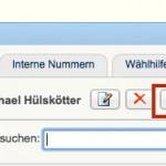 Howto: Per Fritzbox 7390 und DECT-Telefon iCloud- und Google-Kontakte anrufen 4