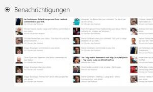 Windows 8.1 - die Kontakte-App geht wieder