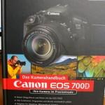 Canon EOS 700d Buchrezension Galileo Design 1