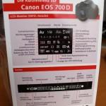 Canon EOS 700d Buchrezension Galileo Design 2