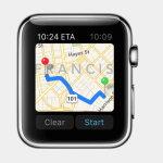 Apple Watch als Navigationsgerät