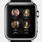 Apple Watch als Nachrichtenzentrale