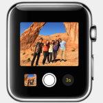 Apple Watch als Selbstauslöser