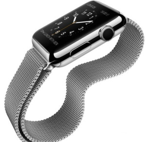 Apple Watch als Uhr