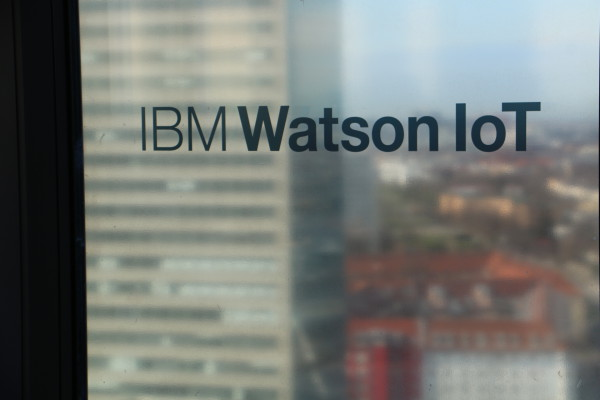 IBM Watson IoT Center in München