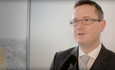 Oliver Droske von IBM zum Watson IoT Center in München