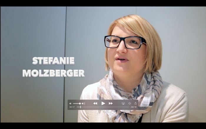 Stefanie Molzberger von IBM