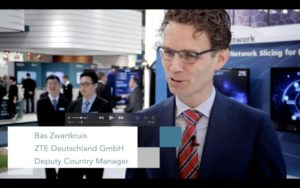Bas Zwartkruis von ZTE über Smart Cities 3.0