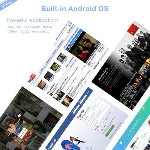iCodis CB-400 Android-OS