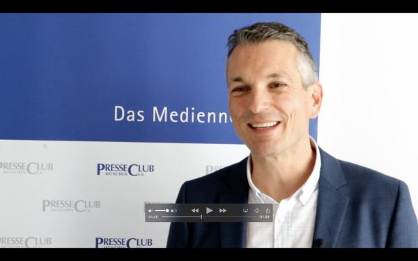 Andreas Bieswanger von IBM über die IBM z14