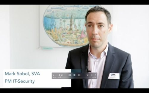 Mark Sobol auf dem SVA VirtualizationDay 2017 in Hamburg
