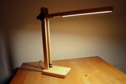 Aukey Holzlampe