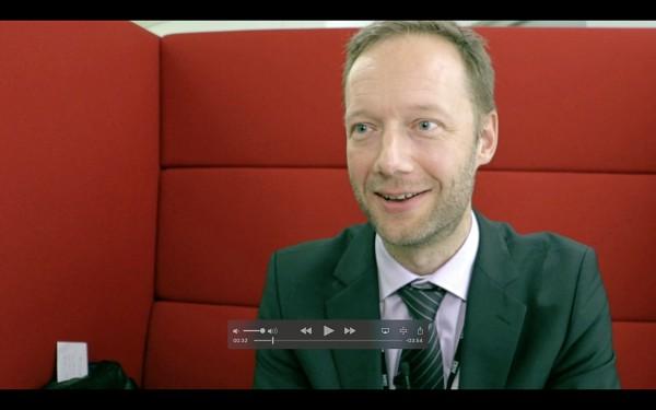 [Video] Dr. Robert Haas, IBM Schweiz, über neue und alte Speichertechnologien