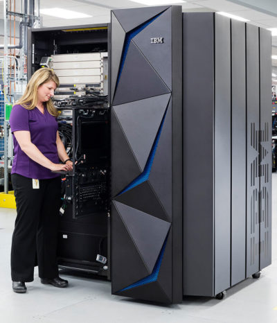 IBM-Z-Mainframe