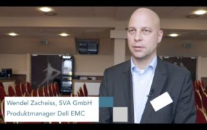 Wendel Zacheiss, SVA, über Dell EMC Isilon