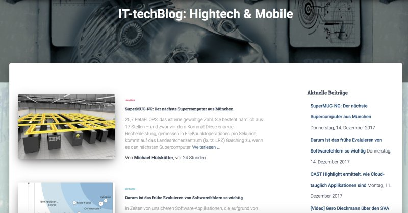 IT-techBlog