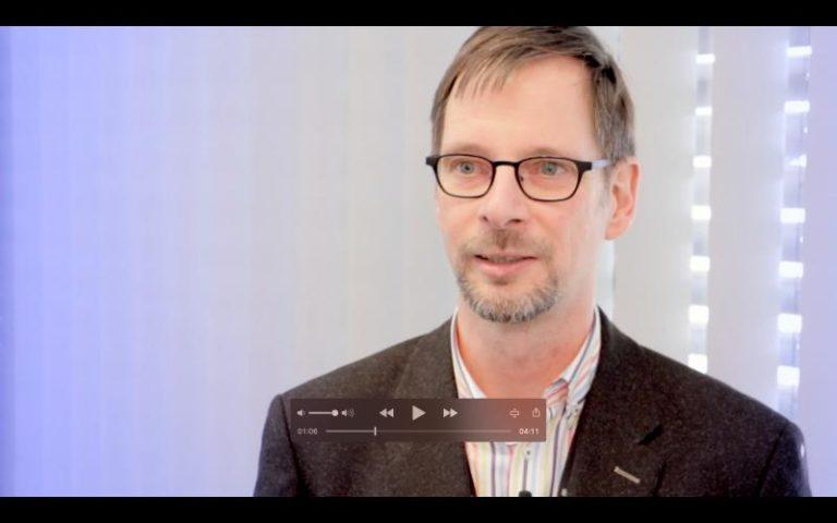 Alf Wachsmann vom Max Delbrück Institut über IBM Spectrum Scale