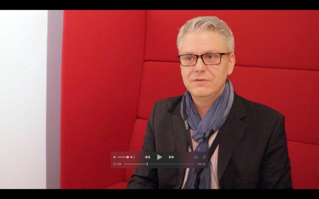 Dirk Thometzek von Rohde & Schwarz über IBM Spectrum Scale und SpycerBoxen