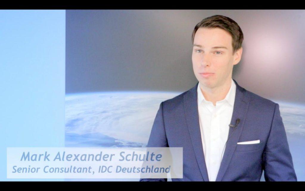 Mark Alexander Schulte von IDC über die große IoT-Studie