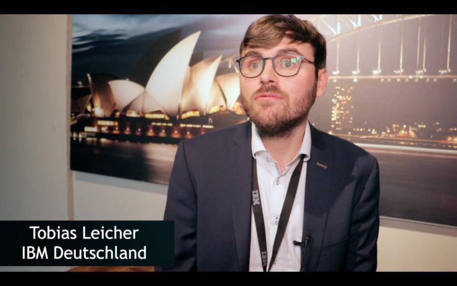 Tobias Leicher über IBM-Mainframes als Cloud-Plattform