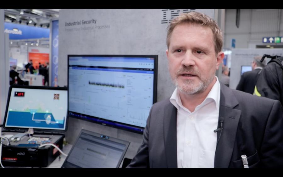 Justus Reich (IBM) über die Sicherheit von Industrieanlagen mittels IBM QRadar SIEM