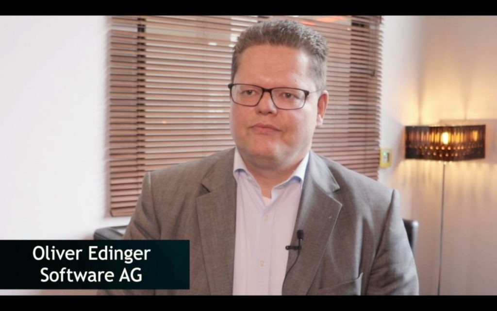 Oliver Edinger, Software AG