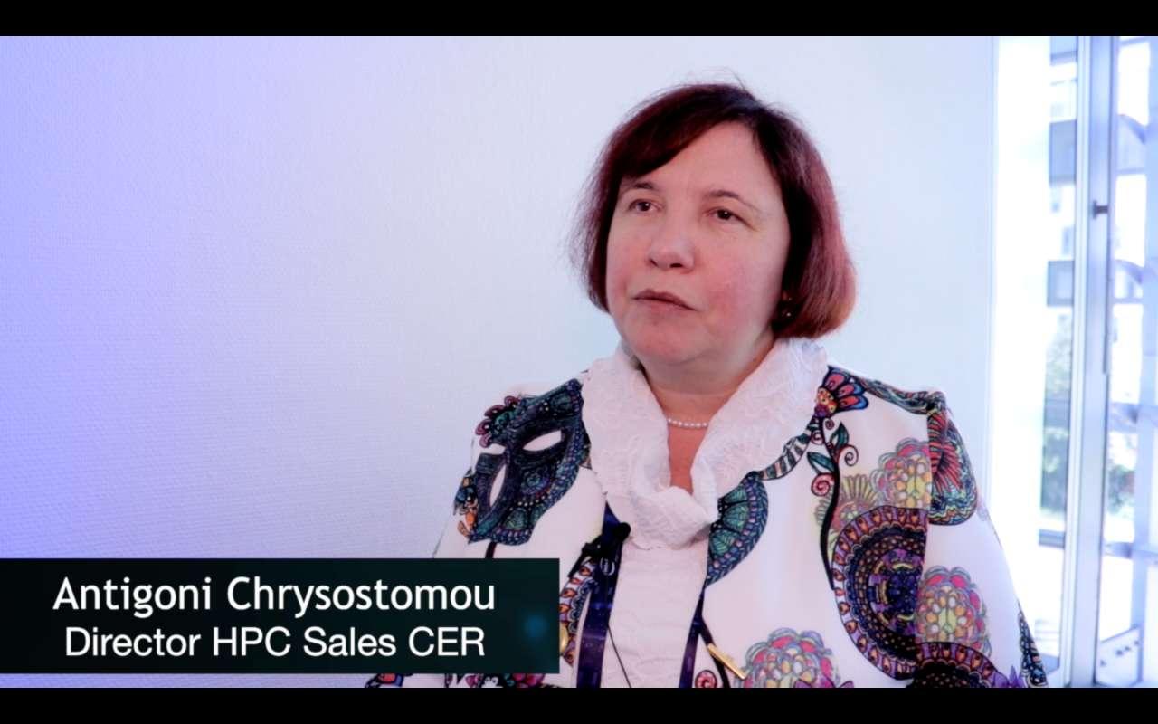Antigoni Chrysostomou über HPC in Deutschland