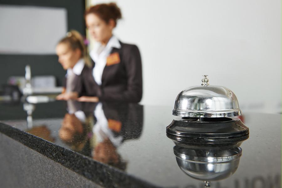In Hotelanlange kommt TRIAX Ethernet over Coax häufig zum Einsatz