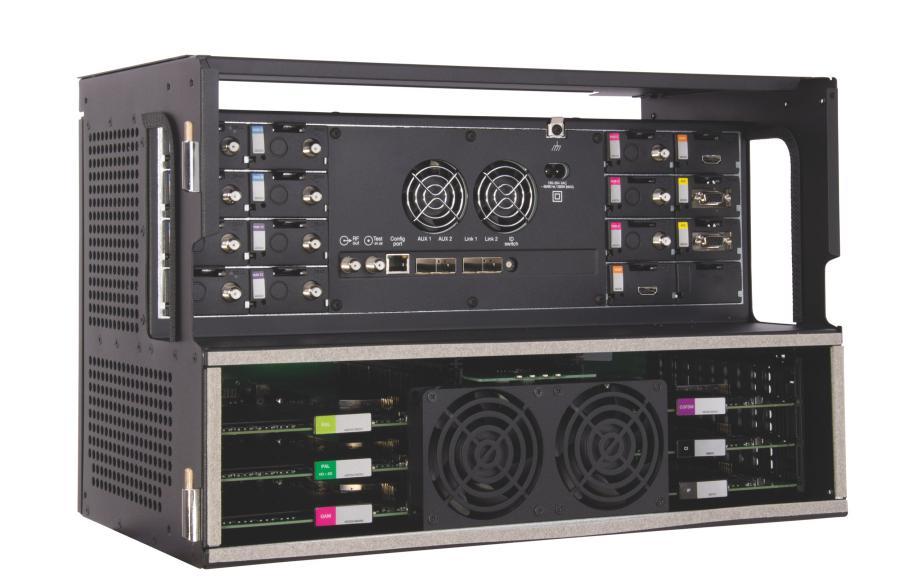 TRIAX Kopfstellensystem vom Typ TDX