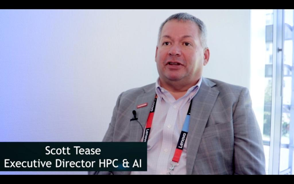 Scott Tease über das weltweite Lenovo HPC-Geschäft