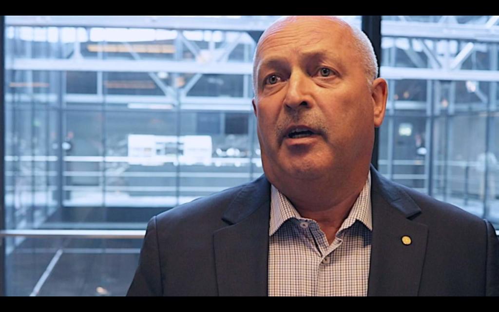 Hans-Dieter Speidel LG Electronics, über Cloud-Monitore