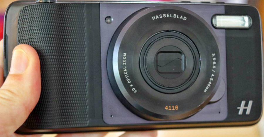Motorola Moto Mod Hasselblad True Zoom 2